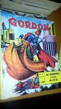 GORDON #   5 - RE GORDON CONTRO MING -FRATELLI SPADA - 26 SETTEMBRE  1964