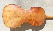 antique  full size German  violin signed Hopf