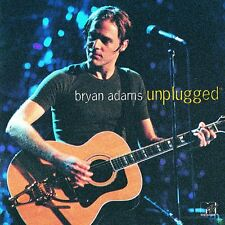 Bryan Adams - MTV Unplugged / A&M RECORDS CD 1997