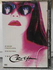 The Crush (DVD 2000) RARE ALICIA SILVERSTONE DRAMA 1ST MOVIE NEW WRAPPER TORN
