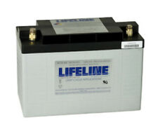 NEW AGM 12V105AH LIFELINE AGM BATTERY GPL-31T