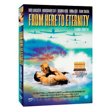 From Here To Eternity (1953) DVD - Burt Lancaster (*New *Sealed *All Region)
