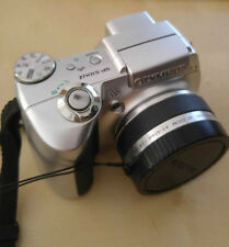 Olympus SP Series SP-510 UZ 7.1 MP Digital Camera - Silver