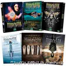 Criss Chris Angel Mind Freak: Complete Series Seasons 1 2 3 4 5 6 Box/DVD Set(s)