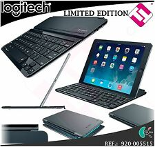TASTIERA LOGITECH 920-005515 PER APPLE IPAD AIR SENZA FILI BLUETOOTH BATTERIA
