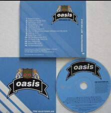 OASIS - THE MASTERPLAN - CD PROMO US - RARE !!!!