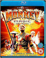 MONKEY MAGIC - BLU-RAY - REGION B UK