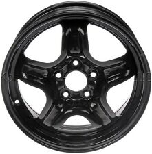"Chevy Malibu Cobalt HHR 16"" Steel Wheel Dorman 939-110 Pontiac G5 Black"