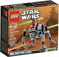 LEGO 75077 Homing Spider Droid Star Wars Microfighters Series 2