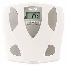 Tanita UM-081 Scale plus Body Fat Monitor with Body Water % Percentage #4N0