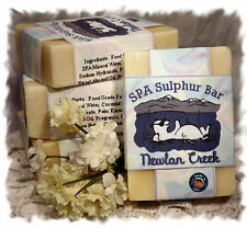 Jasmine _ Newlan Creek SPA Sulphur Mineral Soap Made in Montana  Handmade