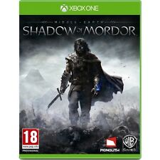 (Pre-Owned) Middle-Earth Shadow of Mordor Xbox One Game
