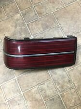 1985 1986 1987 1988 Pontiac Grand Am Left Tail Light