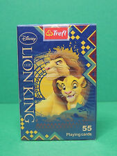 Jeu de 52 cartes + 3 Jokers Le Roi Lion Disney Playing cards The King Lion TREFL
