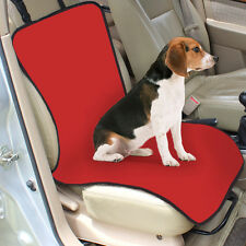 New Car Waterproof Front Seat Protector Cover Mat Single Seat For Pet Dog Travel
