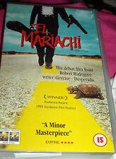 El Mariachi Robert Rodriguez VHS
