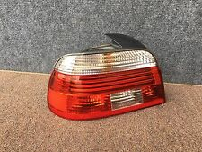 BMW OEM E39 REAR LEFT DRIVER SIDE TAILLIGHT TAIL LIGHT LAMP