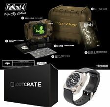 Christmas Fallout 4 Pip-Boy Edition PC w/Limited Edition Watch Loot Crate Bundle