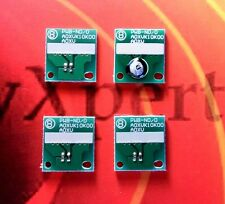 LIMITED! 4 x Drum Reset Chip Bizhub C220 C280 C360 Develop ineo +220 +280 +360