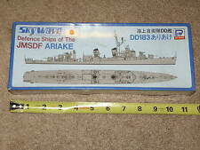 NEW Pit-Road/SKYWAVE 1/700 ARIAKE DD183 Postwar JMSDF Destroyer