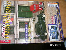 Auto Modelisme n°43 Tyrell P34 ID/DS au Monte Carlo Les Tractions Ford/Cadillac