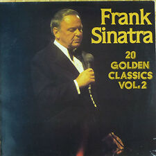 FRANK SINATRA - 20 golden Classics Vol. 2 - LP - washed - cleaned - L1970