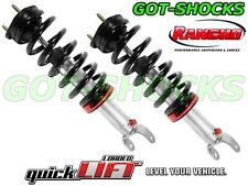 """RANCHO RS999930/RS999944 FRONT QUICKLIFT LOADED 2"""" LEVELING STRUT ASSEMBLY KIT"""