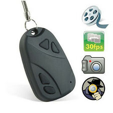 1pc Camcorder Car Key Chain Video Recorder Spy Covert Hidden Pinhole Camera DVR