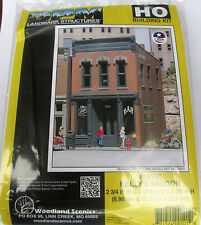 DPM HO 1:87 #10100 KELLY'S SALOON Landmark Structures Brick Building MIP