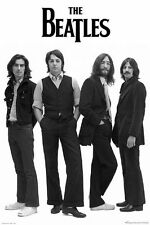 (LAMINATED) THE BEATLES GROUP SHOT POSTER (61x91cm)  PICTURE PRINT NEW ART