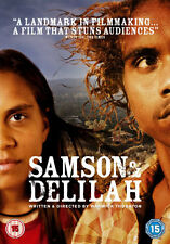 SAMSON AND DELILAH - DVD - REGION 2 UK
