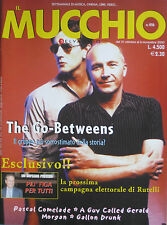 MUCCHIO 416 2000 Go Betweens Pascal Comelade Morgan Gallon Drunk PJ Harvey Miele