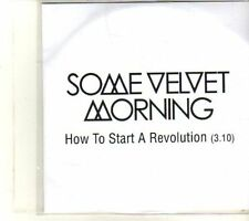 (DT754) Some Velvet Morning, How To Start A Revolution - 2012 DJ CD