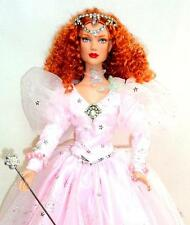 "Glinda the Good Witch of the North Tonner 16"" Fashion Doll Wizard of Oz w/Stand"