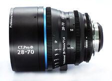 Customized PL Mount Cine lens Nikon 28-70MM/F2.8 PL for Video camera V2 New
