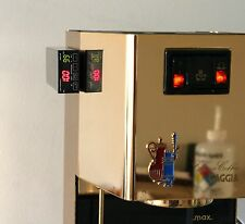 PID control kit for Gaggia Classic with steam control. Dual display.