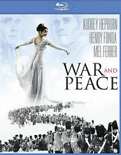 War and Peace (Blu-ray Disc, 2015)