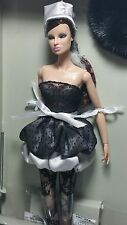 "Fashion Royalty "" Tricks Of The Trade "" Eugenia Perrin Frost Dressed Doll NRFB"