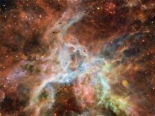 Télescope spatial Hubble symphonie de couleurs tarentule poster print art 328pya