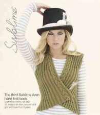 El tercer Sublime Aran Hand Knit Libro 615