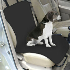 Waterproof Pet Cat Dog Back Car Seat Cover Hammock Protector Mat Blanket Black