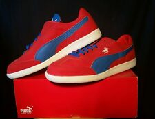 PUMA SHOES - Liga NBK - High Risk Red/French Blue - Size:10 - 357497/01.       B