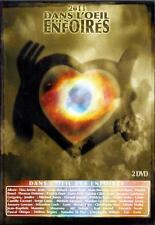 D.V.D./...DANS L'OEIL DES ENFOIRES..../...2 DVD..../...2011.......