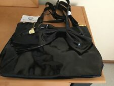 New Big Buddha Women's Black Large Handbag