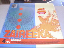 The Flaming Lips - Zaireeka - 4LP COLORED Vinyl Boxset // Neu & OVP // RSD