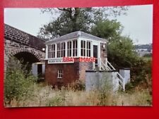 PHOTO  MILNER ROYD JUNCTION SIGNAL BOX