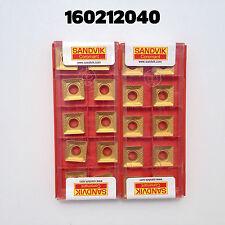 Sandvik Carbide Insert SPMT-120408-WL GR 4030 QTY 10 in Package NEW Overstock