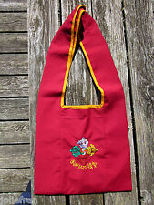 AUTHENTIC TRADITIONAL BEST QUALITY 100% COTTON LARGE TIBETAN BUDDHIST MONK BAG