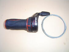 SRAM 4,0 Drehgriffschalter 3-fach grip shift  Links  NEU
