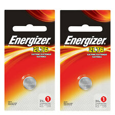 2 Energizer 2L76 CR1/3N 3v Lithium Photo Battery